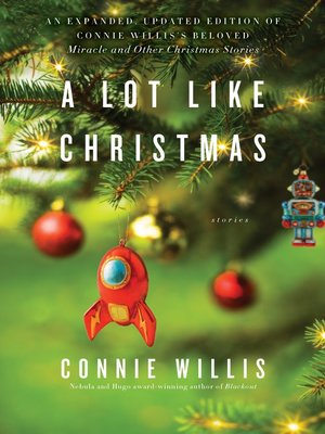 cover image of A Lot Like Christmas