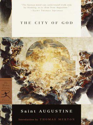 cover image of The City of God