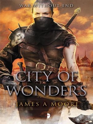 cover image of City of Wonders