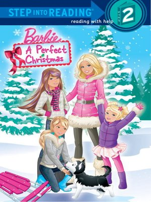 cover image of A Perfect Christmas Step Into Reading Book (Barbie)