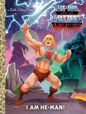 cover image of I Am He-Man! (He-Man)