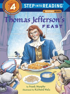cover image of Thomas Jefferson's Feast
