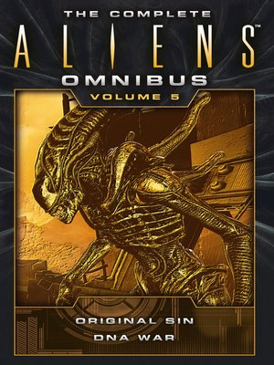 cover image of The Complete Aliens Omnibus