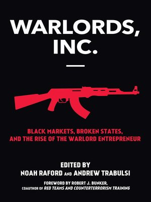 cover image of Warlords, Inc.