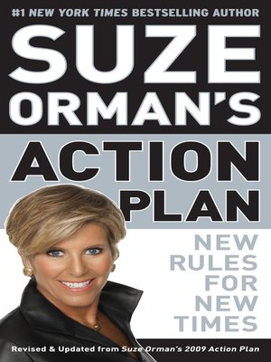 cover image of Suze Orman's Action Plan