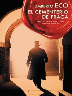 cover image of El cementerio de Praga