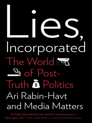 cover image of Lies, Incorporated