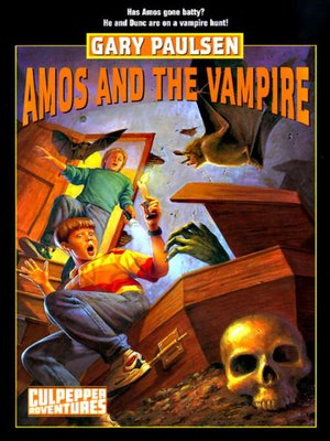 cover image of Amos and the Vampire