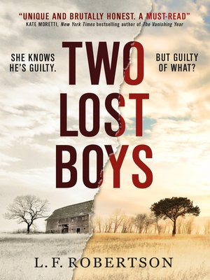 cover image of Two Lost Boys