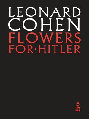 cover image of Flowers for Hitler