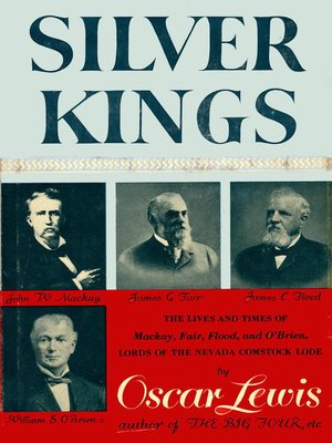 cover image of Silver Kings