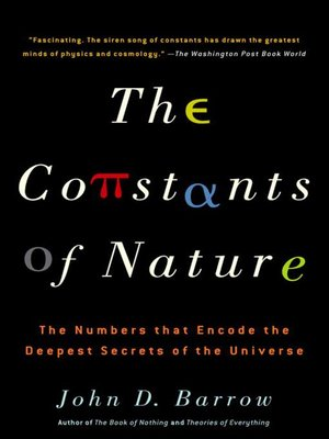 Physics overdrive rakuten overdrive ebooks audiobooks and cover image of the constants of nature fandeluxe Image collections