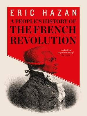 cover image of A People's History of the French Revolution