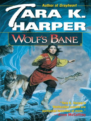 cover image of Wolf's Bane