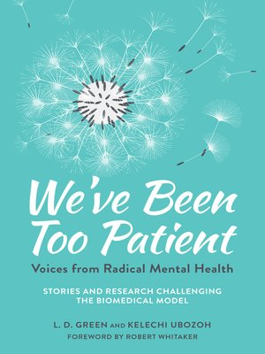 cover image of We've Been Too Patient