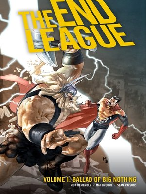 cover image of The End League (2008), Volume 1