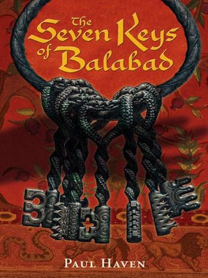 cover image of The Seven Keys of Balabad