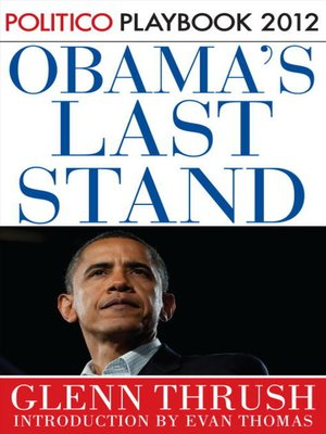 cover image of Obama's Last Stand