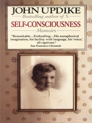 cover image of Self-Consciousness
