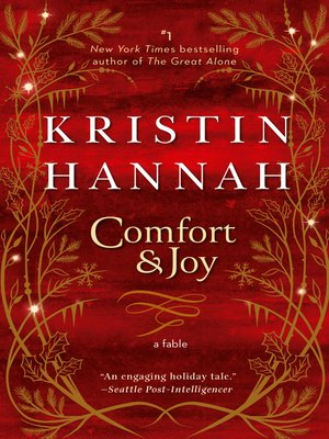 cover image of Comfort & Joy