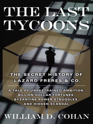 cover image of The Last Tycoons