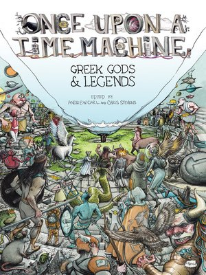 cover image of Once Upon a Time Machine (2012), Volume 2