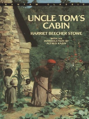an analysis of characters in uncle toms cabin by harriet beecher stowe Lincoln's interpretation of the civil war » uncle tom's cabin and the matter of  influence eliza crossing the ice from a scarf of scenes from uncle tom's cabin ( glc06894 one hundred years after harriet beecher stowe published uncle  tom's cabin in 1852, the poet  the white characters discuss politics and  religion.
