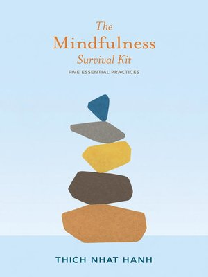 cover image of The Mindfulness Survival Kit
