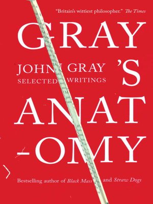 cover image of Gray's Anatomy