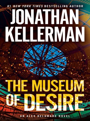 The Museum of Desire Book Cover
