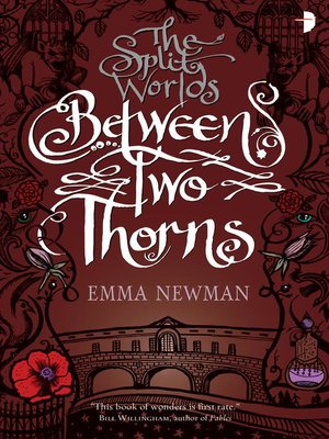 cover image of Between Two Thorns