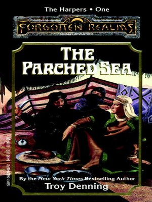 cover image of The Parched Sea