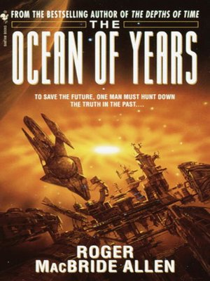 cover image of The Ocean of Years