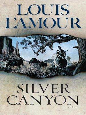 cover image of Silver Canyon