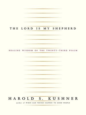 cover image of The Lord Is My Shepherd