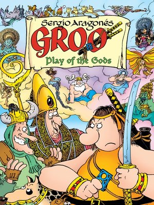 cover image of Groo: Play of the Gods