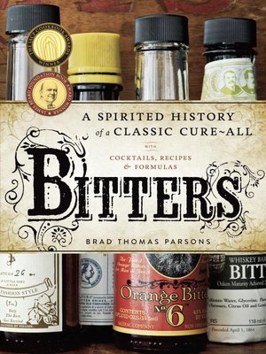 cover image of Bitters