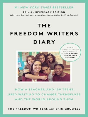 cover image of The Freedom Writers Diary