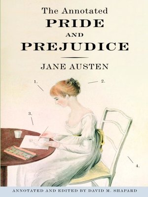 cover image of The Annotated Pride and Prejudice