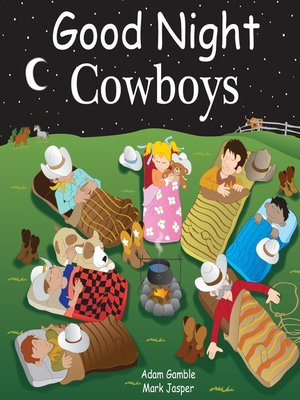 cover image of Good Night Cowboys