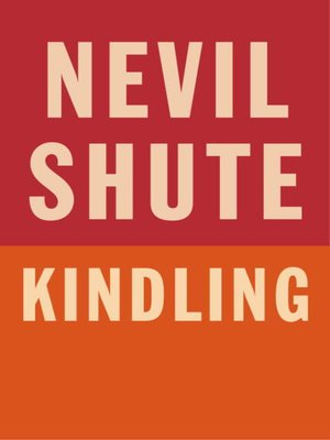 cover image of Kindling