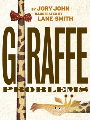 cover image of Giraffe Problems