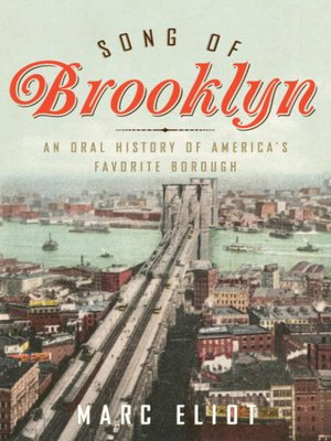 cover image of Song of Brooklyn