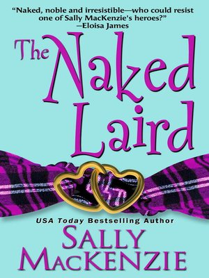 cover image of The Naked Laird