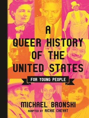 cover image of A Queer History of the United States for Young People
