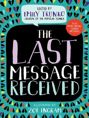 cover image of The Last Message Received