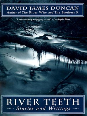 cover image of River Teeth