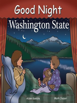 cover image of Good Night Washington State