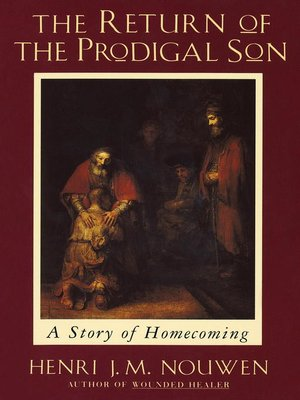 cover image of The Return of the Prodigal Son