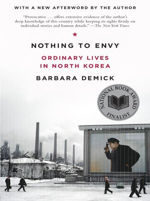 cover image of Nothing to Envy